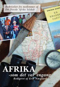 Afrika som det var engang - forside til bog