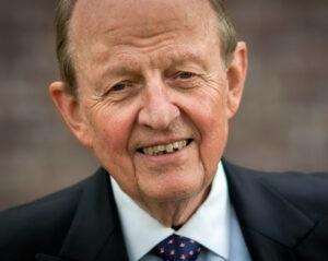 Carsten Dencker Nielsen, President for Afrikaselskabet
