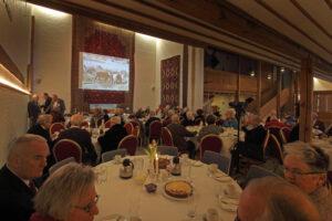 Lørdag den 24. januar 2015 afholdte præsident Erik Nørgaard og Merna Nørgaard Story Telling om Afrika. Arrangementet fandt sted i Fredensborghusenes festsal.