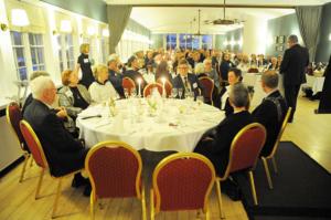 Rotary afholdte d. 1. marts et Sydafrika-arrangement. Flere medlemmer af Det Danske Afrikaselskab, bl.a. tidligere præsident Erik Nørgaard og hustru Merna Nørgaard