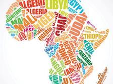 Africa DI map